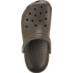 Crocs Classic Chodaki, chocolate